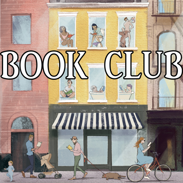 Book Club: A Comedy Show. Ep 1: The Handmaid's Tale by Margaret Atwood w/Fran Hoepfner, Monica Heisey, and Harris Mayersohn
