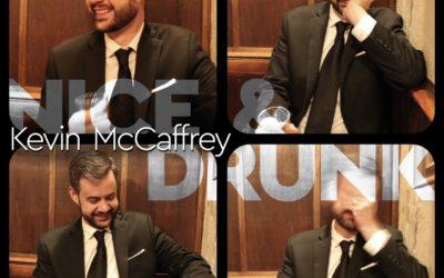 Kevin McCaffrey Comedy Album Release