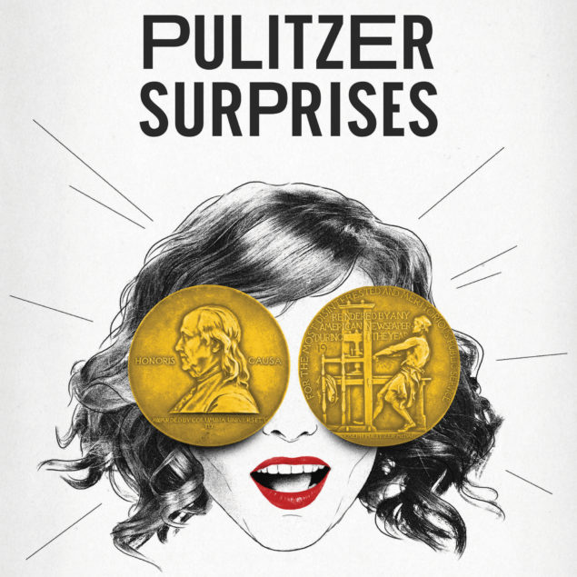 Pulitzer Surprises Ep 2 w/Roy Wood Jr., Conner O'Malley, Catherine Cohen, Carmen Christopher, Dan Fagin