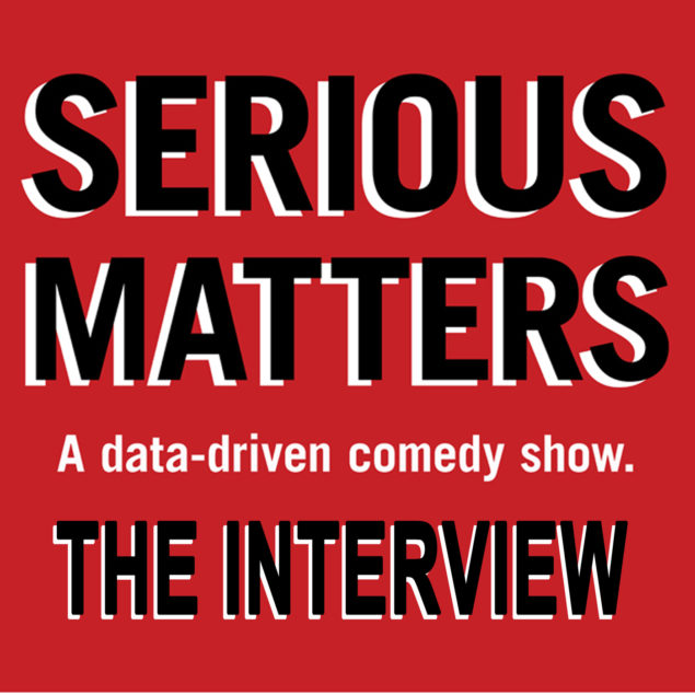 Serious Matters Interview Ep 1: Dating w/Elna Baker