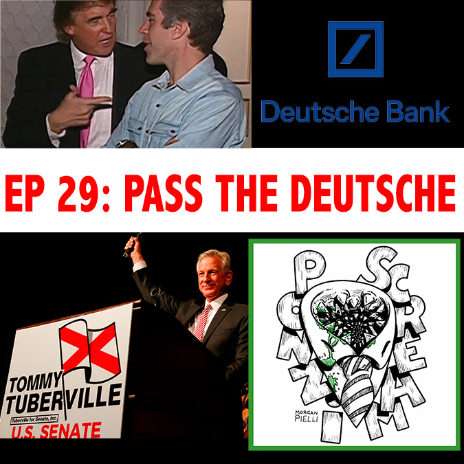 Ponzi Scream Ep 29: Pass the Deutsche