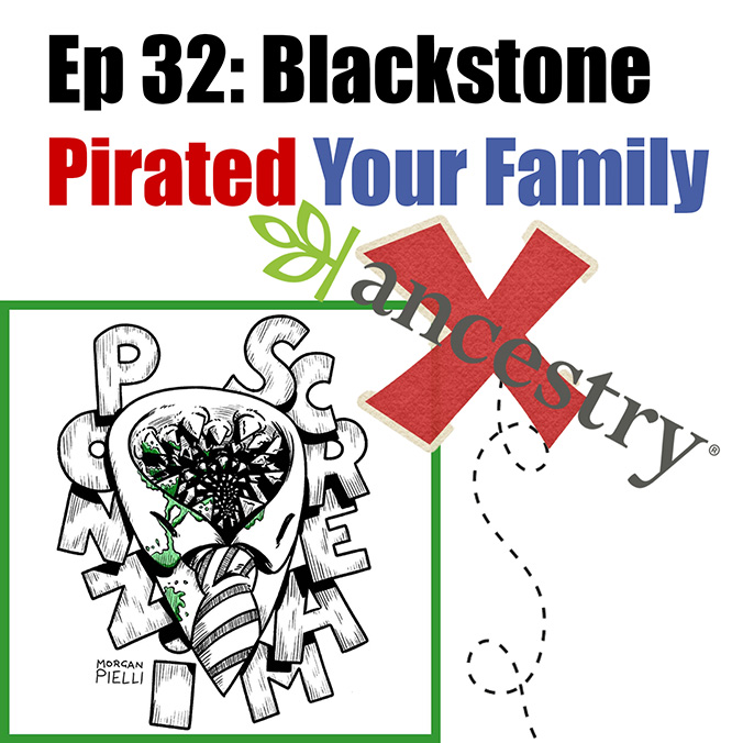 Ponzi Scream Ep. 32: Blackstone Pirated Your Family