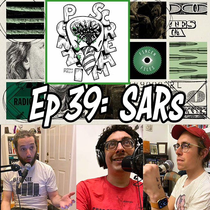 Ponzi Scream Ep 39: SARs