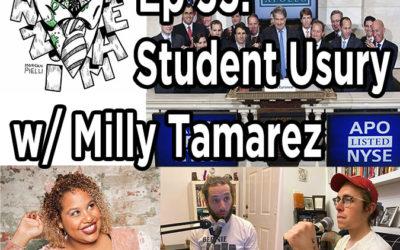 Student Usury w/ Milly Tamarez